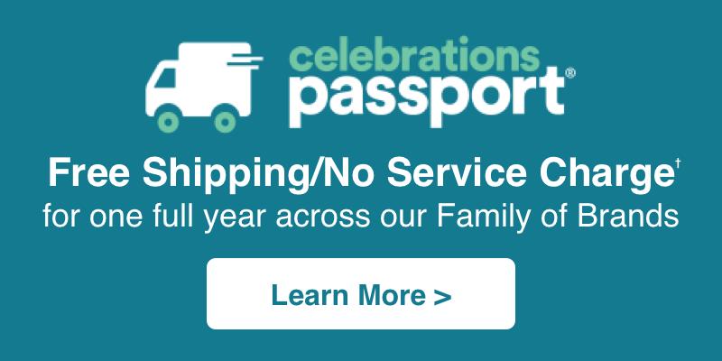 Passport Shipping Banner