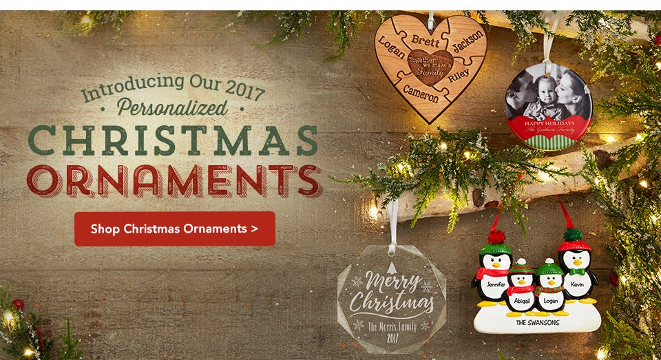 mall personalization personalized gifts personalizationmall gift ornaments