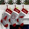 Wintertime Christmas Stockings