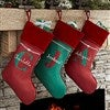Classic Christmas Stockings
