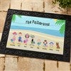 18x27 Doormat with Tray