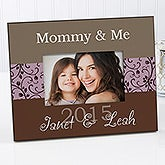 Personalized Picture Frames for Mom - Mommy & Me