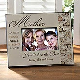 Personalized Mother's Day Picture Frames - Words For Mom - 10041