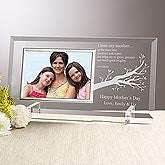 Personalized Picture Frames - I Love My Mother - 10043