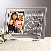 Always Loved© Personalized Picture Frame