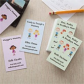 Personalized Mommy Calling Cards - Character Collection - 10052