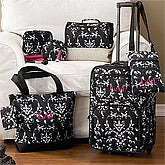 Personalized Luggage Set for Her - Six-Pieces - 10067