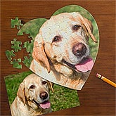 Favorite Pet© Personalized Photo Puzzle