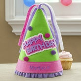 Personalized Birthday Hats - 10075