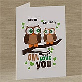 Personalized Greeting Cards - Always Love You - 10091