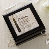 Personalized Jewelry Boxes - Graduation - 10101