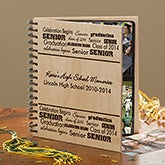 Personalized School Picture Photo Albums - 10144