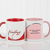 Personalized Coffee Mugs for Her - My Monogram - 10169