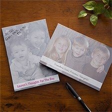 Personalized Photo Notepads - You Picture It - 10173