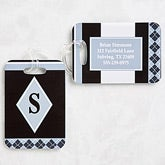 Frequent Flyer© Personalized Luggage Tag Set