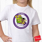 Personalized Kids Graduation T-Shirt - Proud Graduate - 10178