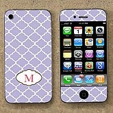 6 Designs© Design-A-Skin For Cell Phones