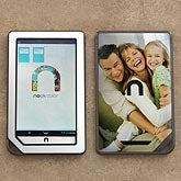 Personalized Nook eBook Reader Photo Skin - 10212