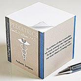 Personalized Note Pads for Doctors - Medical Professions - 10226