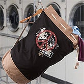 Personalized Laundry Bag - Peace - 10235