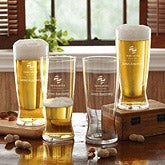 Spiegelau® Personalized Corporate Logo Beer Glass-Set of 4  - 10258
