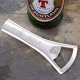 Personalized Corporate Engraved Logo Bottle Opener - 10269