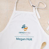 Personalized Corporate Custom Logo Apron - 10276