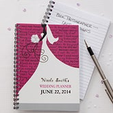 Personalized Wedding Planning Notebooks - 10282