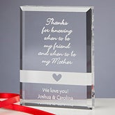 Personalized Gifts For Parents - Parent & Friend - 10314