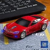 Chevrolet Corvette® Wireless Mouse  - 10358