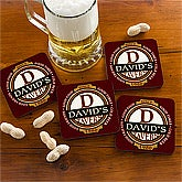 Personalized Coaster Sets - Classic Tavern - 10389