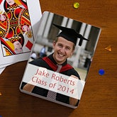 Personalized Photo Playing Cards - Graduation - 10390