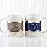 Personalized Doctor Coffee Mugs - Inspiring Medicine - 10410