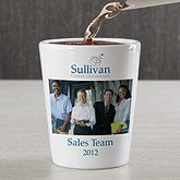 Personalized Corporate Logo Shot Glass - 10456