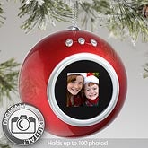 Digital Photo Christmas Ornament - 10499