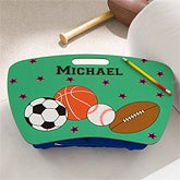 Boys Personalized Lap Desks - Sports - 10510
