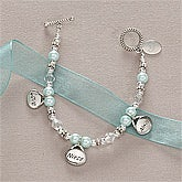 Personalized Kids Bracelet - Niece - 10524
