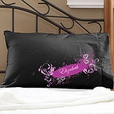 Personalized Girl's Pillowcases - Teen Dream - 10553