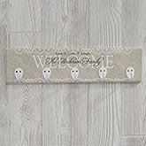 Personalized Key Racks - Welcome - 10575