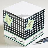 Personalized Paper Notepad - Name & Initials - 10658