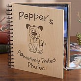 Personalized Dog Photo Album - 10679