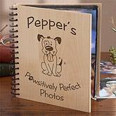 Personalized Dog Photo Album - 10679