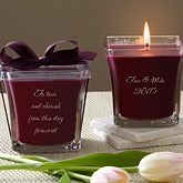 Romantic Personalized Candles - For My Love - 10735
