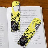Personalized Bookmarks - Guitar - 10752