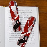 Personalized Bookmarks - Skateboard - 10753