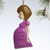 Personalized Christmas Ornaments - Mother To Be