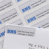 Personalized Return Address Labels - Your Name - 10920