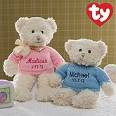 Personalized Teddy Bears by Ty - New Arrival - 10938