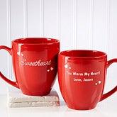 Personalized Coffee Mugs - Romantic Nicknames - 11080