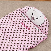 Personalized Kids Sleeping Bags - Kitty Cat - 11082
